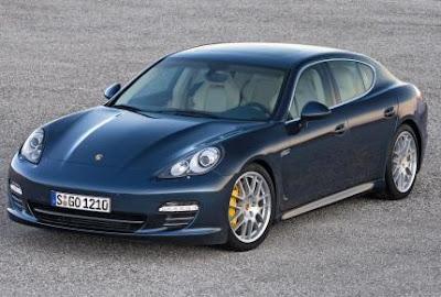 2010 Porsche Panamera Black Series