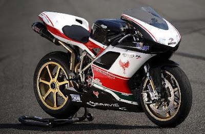 Ducati 1198RF Sport Bike