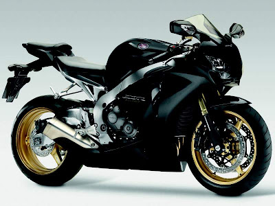 2010 Honda CBR1000RR ABS Black Series