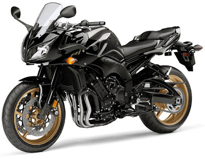 Yamaha FZ1 2010 Black Edition