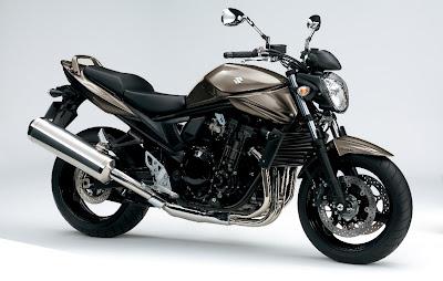 2010 Suzuki Bandit 1250 N Picture
