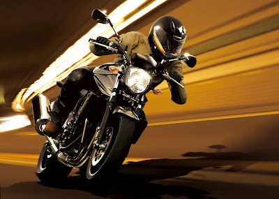 2010 Suzuki Bandit 1250 N Test Ride