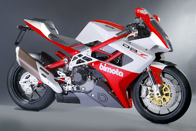2009 Bimota DB7 Wallpaper