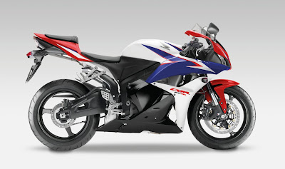2010 Honda CBR600RR Tricolor Edition