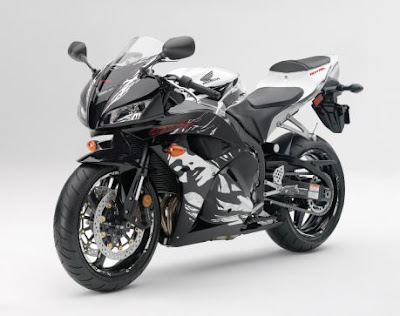 2010 Honda CBR600RR Sport Bike