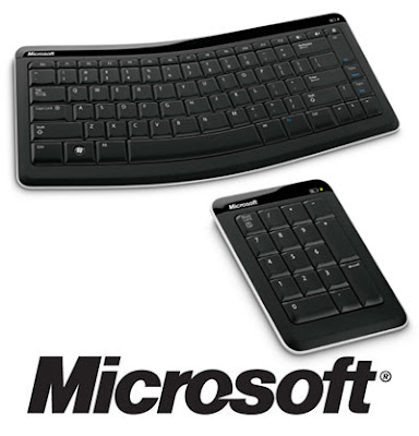 Microsoft Bluetooth Mobile Keyboard 6000 Ultra-thin