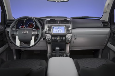 2010 Toyota 4Runner Interior