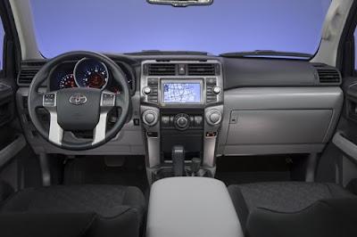 2010 Toyota 4Runner Interior