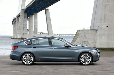 2010 BMW 5-Series Gran Turismo Luxury Car