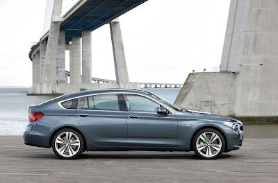 2010 BMW 5-Series Gran Turismo Luxury Car