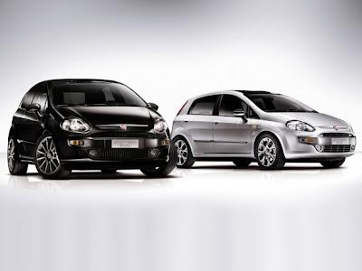 2010 Fiat Punto Evo Wallpaper
