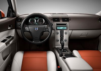 2010 Volvo C30 Interior