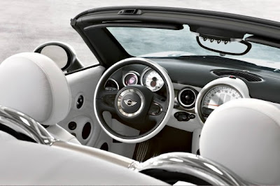 2009 Mini Roadster Concept Interior