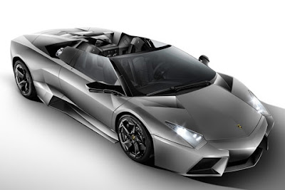 2010 Lamborghini Reventon Roadster Super Car