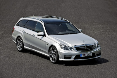 2010 Mercedes-Benz E63 AMG Estate Picture