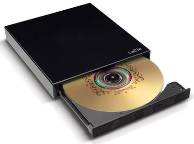 LaCie Portable DVD Hecht