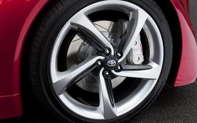 2009 Toyota FT-86 Concept Wheel