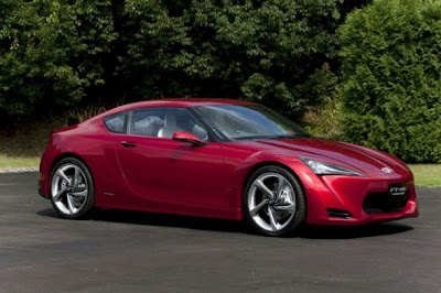 2009 Toyota FT-86 Concept Picture