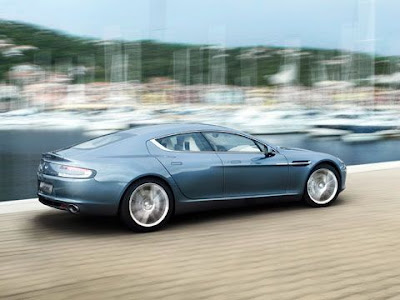 2011 Aston Martin Rapide Sport Car