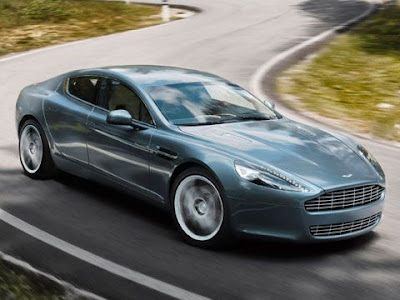 2011 Aston Martin Rapide Exotic Car