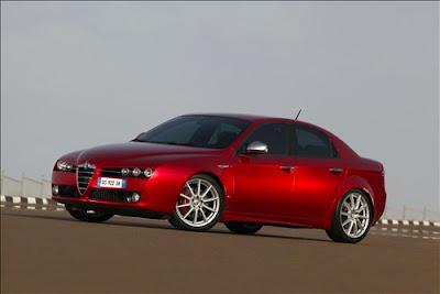 2009 Alfa Romeo Brera Picture