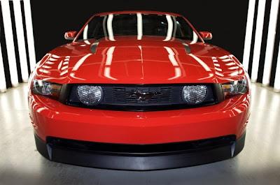 2010 Saleen 435S Mustang Front View