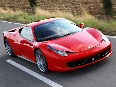 2011 Ferrari 458 Italia Car Wallpaper