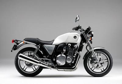 2010 Honda CB1100 Wallpaper