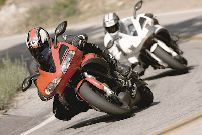 2010 Buell 1125R Action