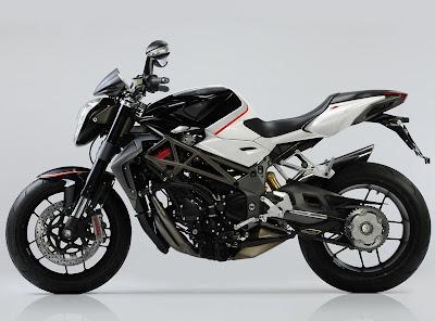 2010 MV Agusta Brutale 1090RR Motorcycle