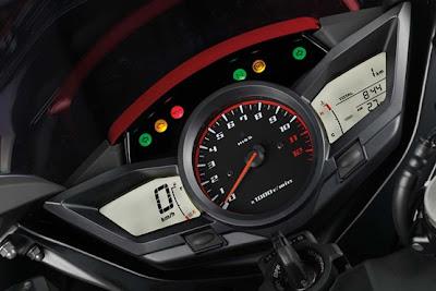 2011 motor Honda VFR1200F