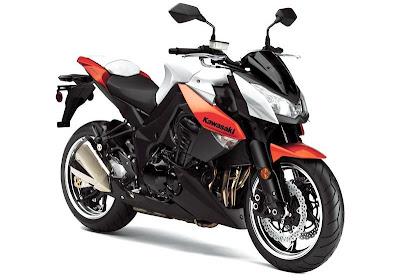 2010 Kawasaki Z1000 Sport Bike