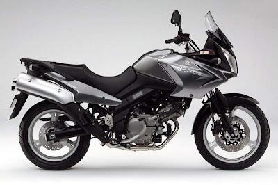 2010 Suzuki DL 650 V-Strom Sport Bike