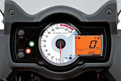 2010 Kawasaki Versys Dash