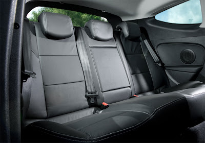 2010 Renault Megane RS Seats Back
