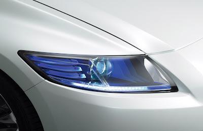 2009 Honda CRZ Concept Headlight