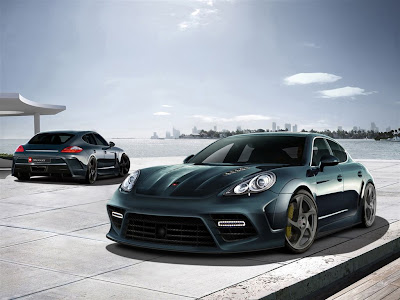 2010 Mansory Porsche Panamera Car Wallpaper