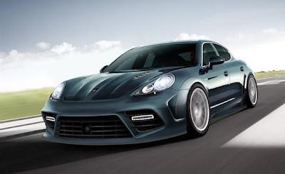 2010 Mansory Porsche Panamera Top Picture