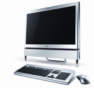 Acer Aspire Z5610 All-in-one Desktop PC