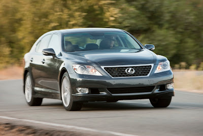 2010 Lexus LS 460 Sport Exotic Car