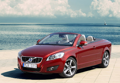 2010 Volvo C70 Front Exotic Car