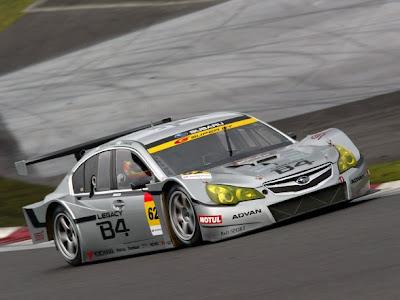 2009 Subaru Legacy B4 GT300 Picture