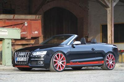2010 MTM Audi S5 Cabrio Michelle Edition Picture