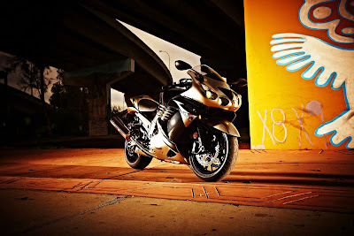 2010 Kawasaki Ninja ZX-14 Wallpaper