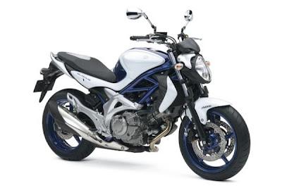 2010 Suzuki Gladius 400 Motorcycle