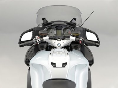 2010 BMW R 1200 RT Dashboard