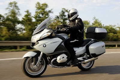 2010 BMW R 1200 RT Test Road