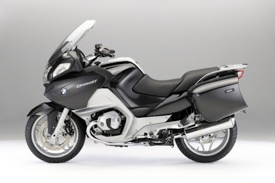 2010 BMW R 1200 RT Black