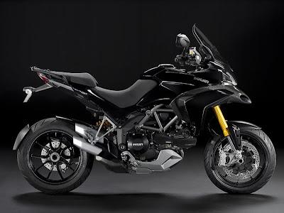 2010 Ducati Multistrada 1200 Black