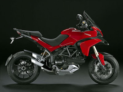 2010 Ducati Multistrada 1200 Wallpaper